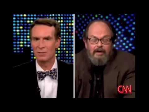 Bill Nye Debates Richard Lindzen On Climate Change