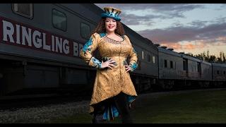 Ringling Circus Train Florida's Final Farewell