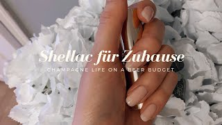 Shellac für Zuhause | Champagne Life on a Beer Budget - Miss Susanne