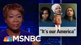 Trump Defends Racist Attacks As World Leaders Condemn   The Last Word   MSNBC
