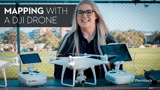 How to Map with a DJI drone