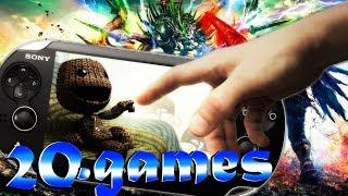 Top 20 Ps Vita Games