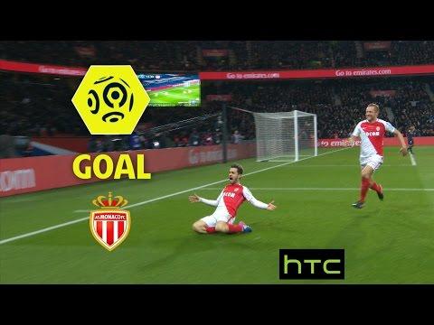 Goal Bernardo SILVA (90' +2) / Paris Saint-Germain - AS Monaco (1-1)/ 2016-17