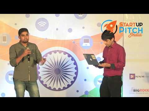 GetParking | Innovative Parking Solutions | Startup Pitch India