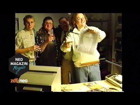 MS-DOS Manfred und das William Kohl-Foto | NEO MAGAZIN ROYALE mit Jan Böhmermann - ZDFneo