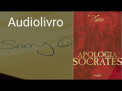 APOLOGIA DE SÓCRATES - PLATÃO (AUDIOLIVRO/AUDIOBOOK)
