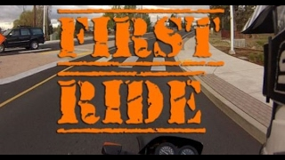 My first Moto Vlog ep. #1 (Honda Rebel Bobber)