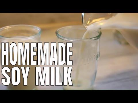 Soy Milk Recipe