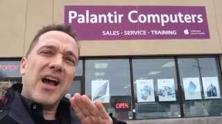 preview picture of video 'Owen Sound Apple Store  |  Palantir Computers'