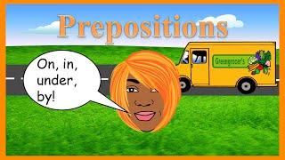 PREPOSITIONS | Preposition or Adverb?