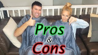 Weighted Blanket Benefits (Pros & Cons)