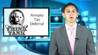 Annuity Tax Deferral