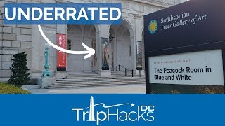 Underrated Smithsonian Museums in DC