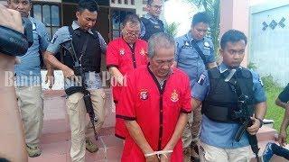 Polisi Gerebek Industri Rumahan Pengolahan Miras di Palangkaraya
