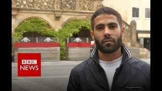 Refugee crisis: The Syrians abandoning Europe - BBC News