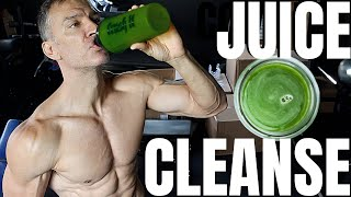 3 Day Juice Cleanse Detox