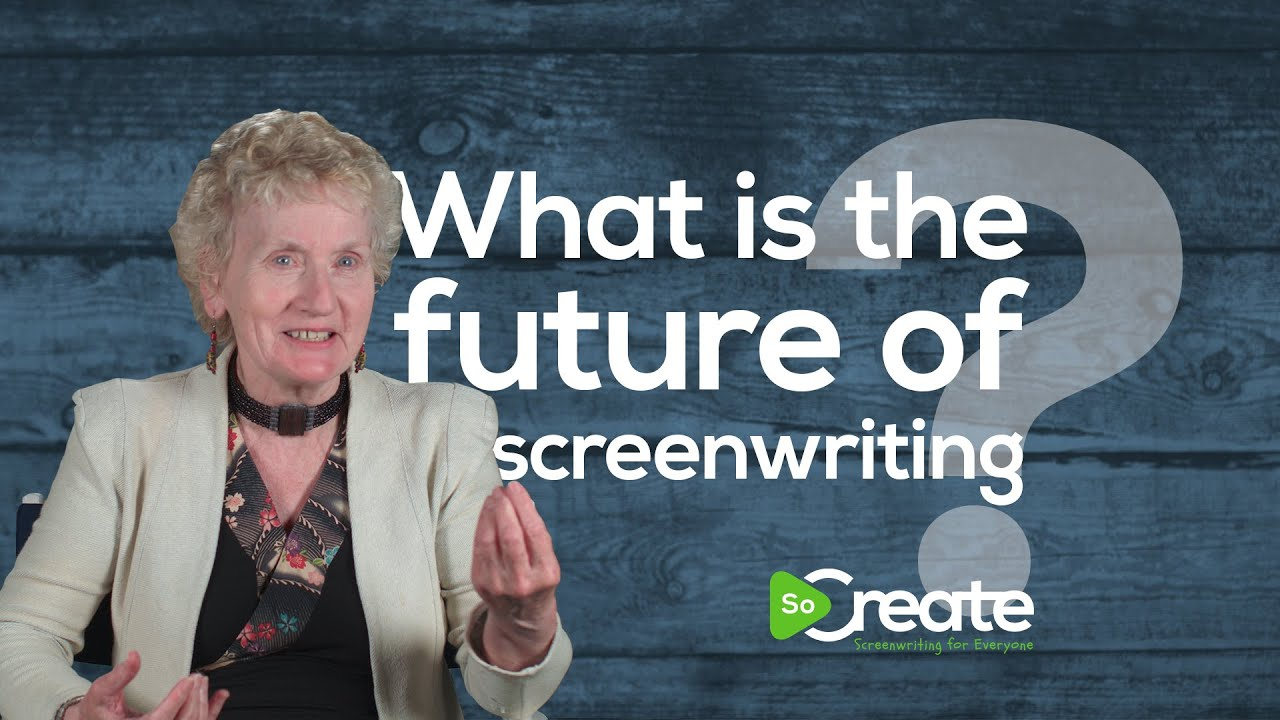 What is the Future of Screenwriting? Screenwriting Guru Linda Aronson Has an Idea