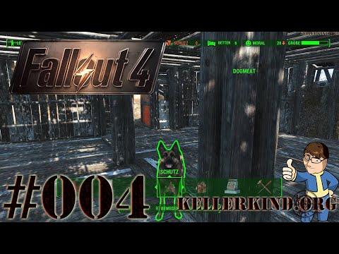 Fallout 4 [HD|60FPS] #004 - Einsatz in 4 Wänden ★ Let's Play Fallout 4
