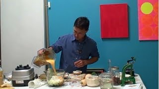 Why a Raw Soup is a Better than a Salad & How to Create Your Own Raw Soup Recipe