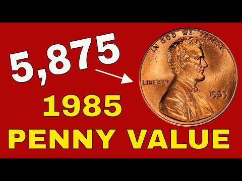 1976 PENNY VALUE - RARE PENNIES WORTH A LOT OF MONEY!! - смотреть