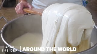What Cheese Looks Like Around The World