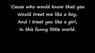 Alexander Rybak Funny little world Lyrics