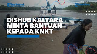 Kecelakaan Speedboat Ryan di Nunukan Tewaskan 6 Penumpang, Dishub Kaltara Minta Bantuan KNKT