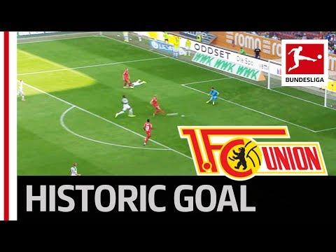 Union Berlin's 1st Bundesliga Goal - The Story of ...