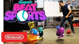 Super Beat Sports™ Equipment Abduction - Nintendo Switch