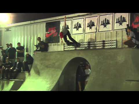 Skatepark Of Tampa Concrete Courtyard- Tampa AM 2014