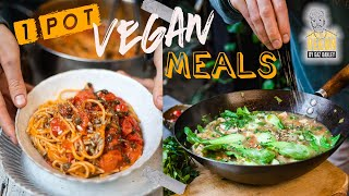 EASY VEGAN 1 POT MEALS