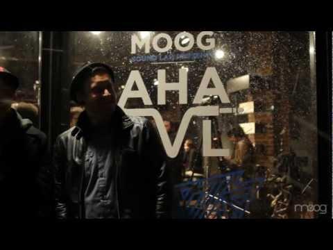 Moog Music Presents: Kovacs and the Polar Bear