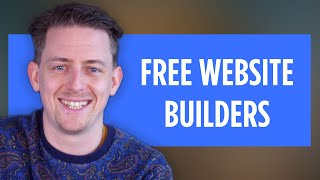 Best FREE Website Builders! [2020]