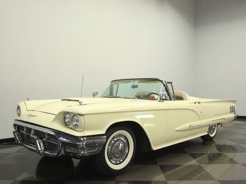 1960 Ford Thunderbird for Sale - CC-1001614