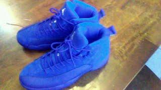 promo code 24db6 e373d low cost jordan 12 gamma blue thrifted acbd4 05bc8