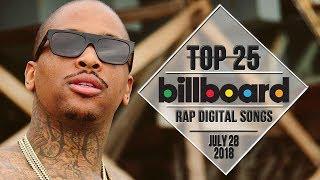 Top 25 • Billboard Rap Songs • July 28, 2018 | Download-Charts
