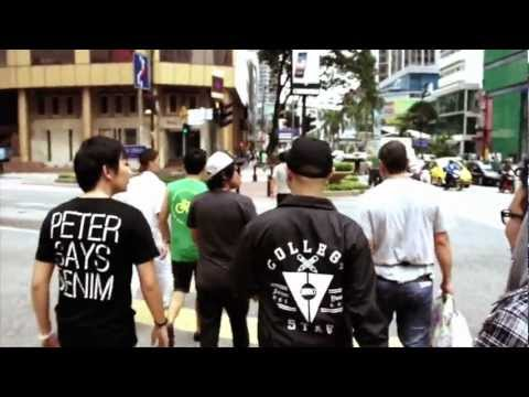 Rocket Rockers - Lost Heart Tour (Official Music Video)