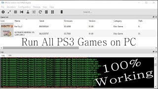 Ps3 Emulator for pc free download 2017 - Most Popular Videos