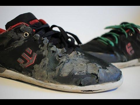 Schuh hat 8 Monate gehalten ?!