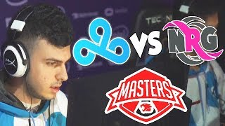 Cloud9 Vs NRG Elimination Match For Playoffs! (IBP Masters 2017)