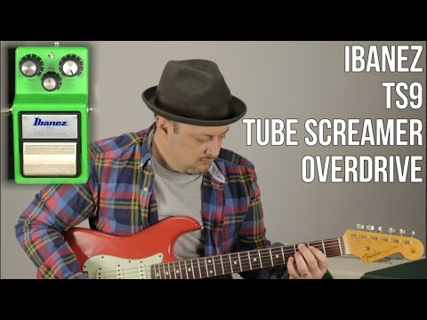 Ibanez Tube Screamer TS9 – Marty's Thursday  Guitar Gear Videos Overdrive Effects Pedal