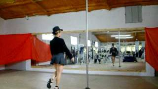 preview picture of video 'pole dance rosario'