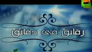 تحميل اغاني رقائق في دقائق (الرضا لطيفة عجيبة)الشيخ محمد حسان MP3