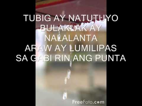 Kung ano ito ay binubuo ng mga kagamitan sa pagtimpla parasite