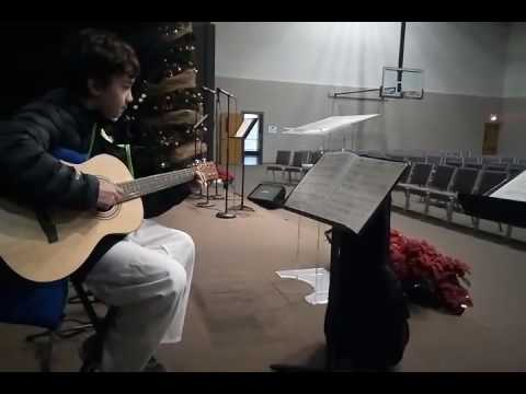 "Eli playing ""In The Hall Of The Mountain King"" from book 3."