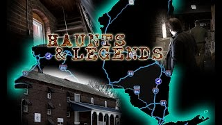 preview picture of video 'Haunts & Legends Of New York - Historic Utica Globe Mill S1E1'