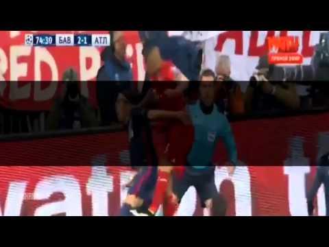 Bayern Munchen vs Atletico Madrid 2 1 All Goals & Highlights HD 720p 03 05 2016