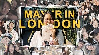 ลอนดอนจะไม่เหงาอีกต่อไป!!! | MayyR in UK