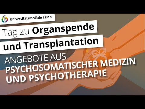 Angebote aus Psychosomatischer Medizin und Psychotherapie