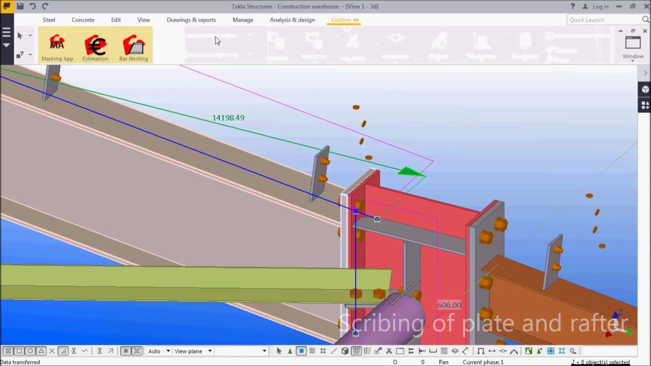 ConstruSteel Steel Construction Software